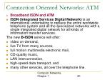 connection oriented networks atm