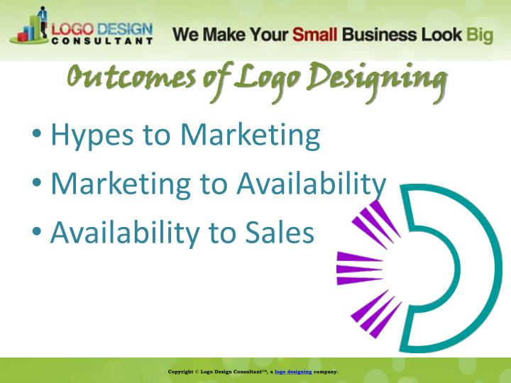 Outcomes of Logo Designing