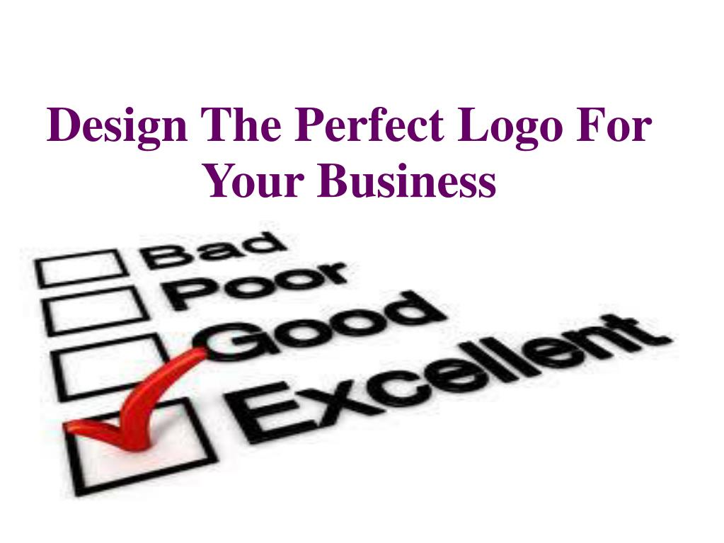 design the perfect logo for your business l.