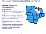 fox valley technical college fab lab profile