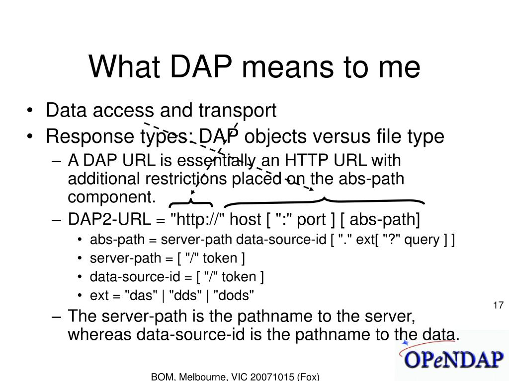 What DAP means to me