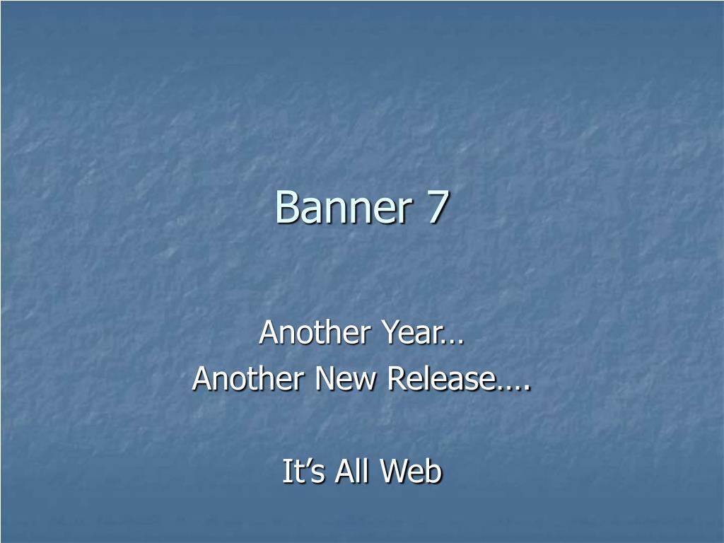 banner 7 l.