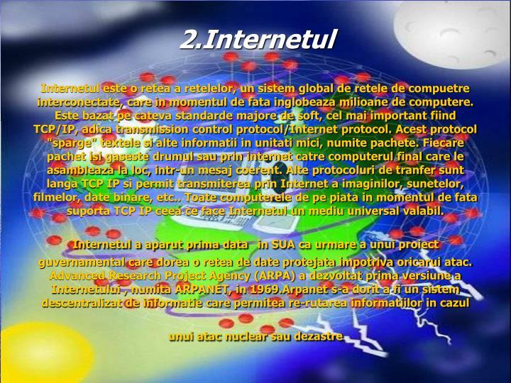 2.Internetul