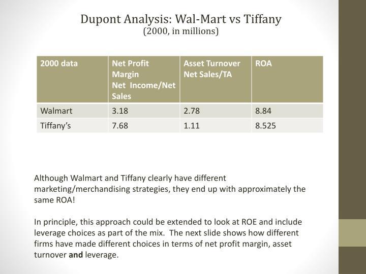 dupont analysis wal mart sears