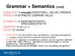 grammar semantics cont76
