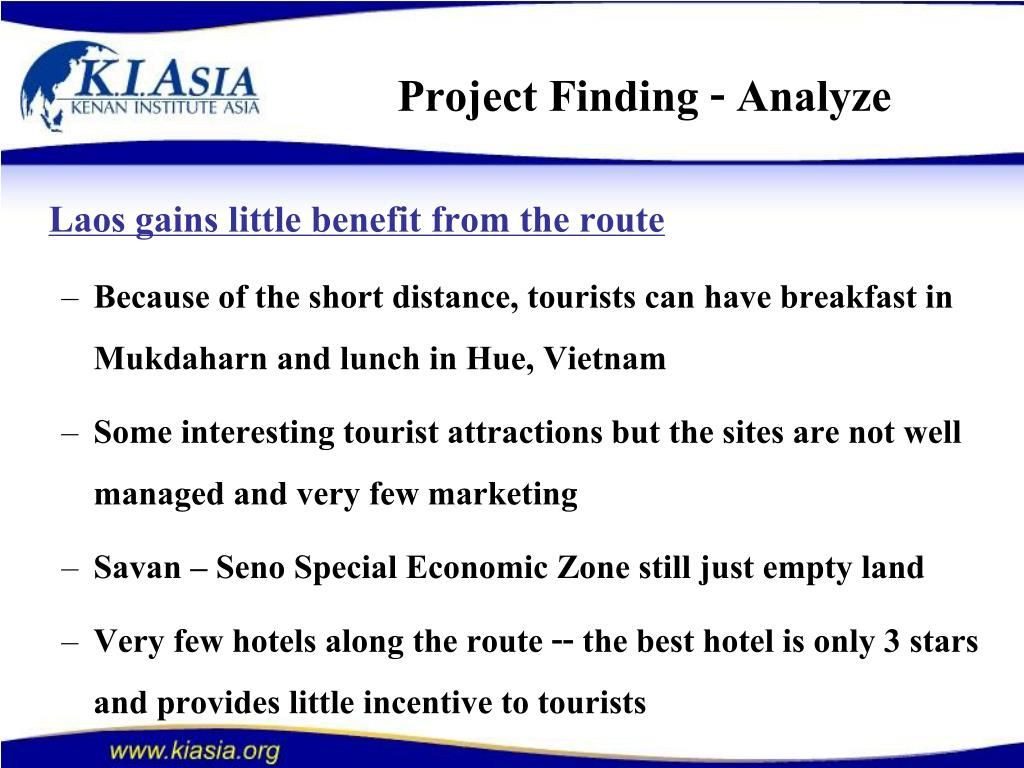 Project Finding - Analyze