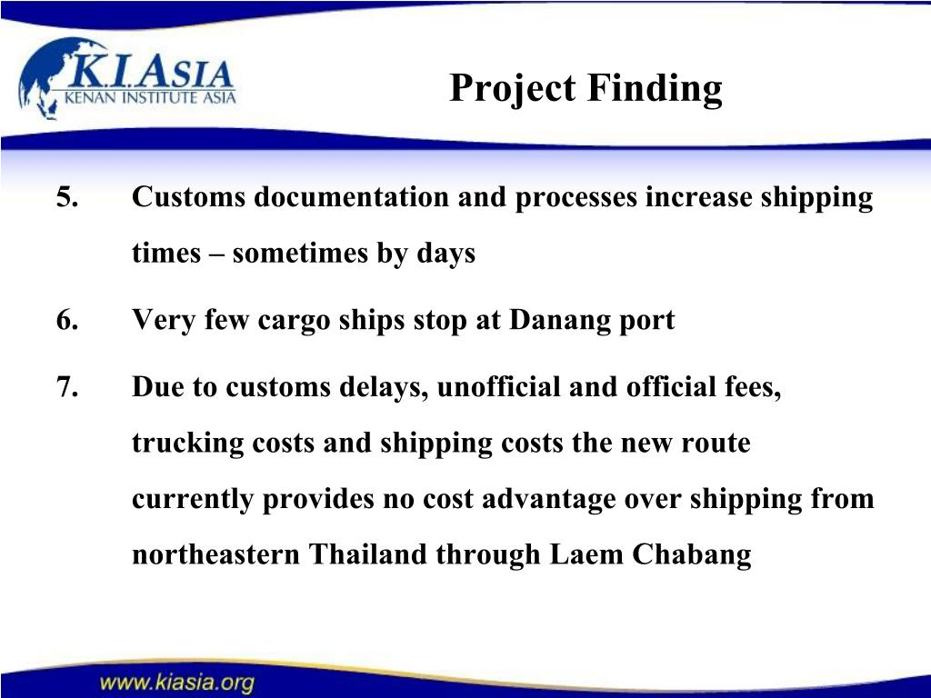 Project Finding