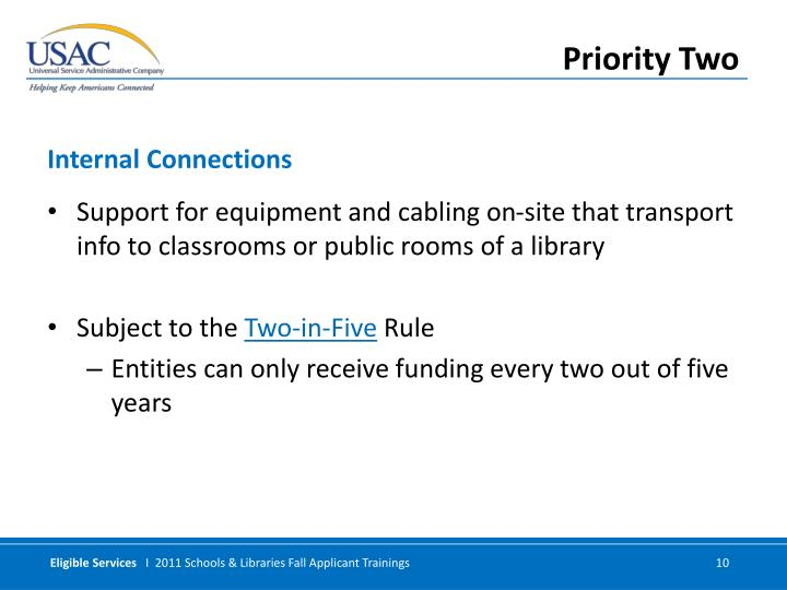 Support for equipment and cabling on-site that transport info to classrooms or public rooms of a library