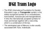ifge trans logo