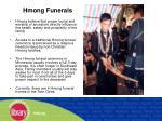 hmong funerals