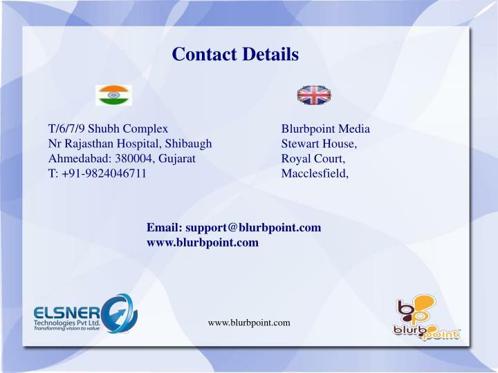 www.blurbpoint.com