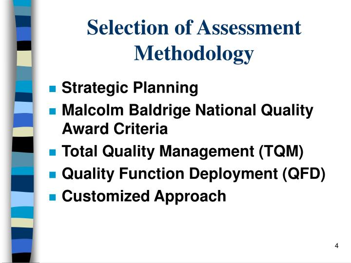 malcolm baldrige and the evolution of total quality management essay What are business excellence models baldrige copies of the malcolm baldrige model have been for quality management believes that at least.