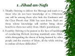1 jihad an nafs1