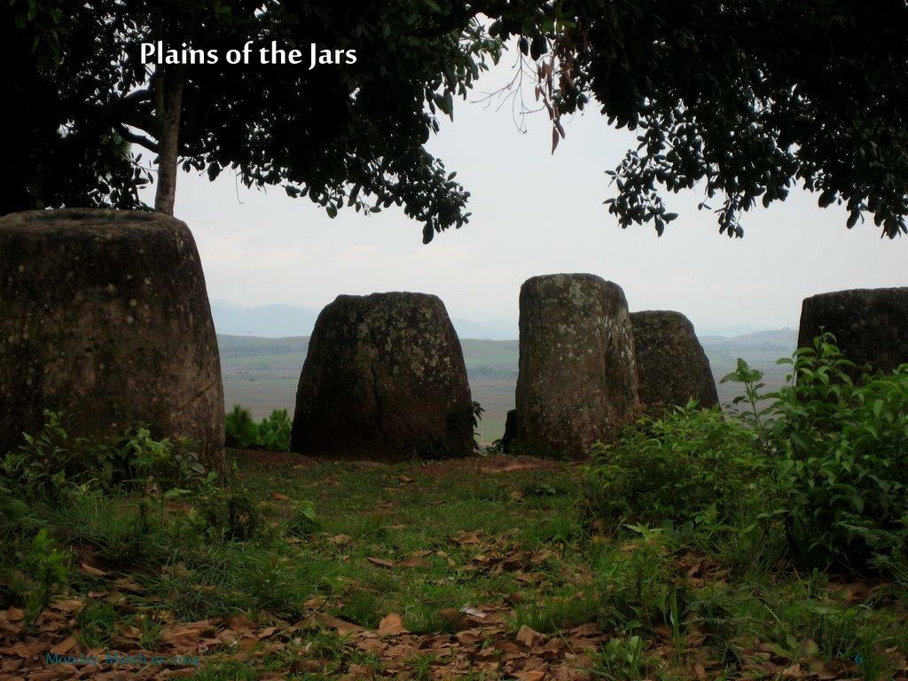 Plains of the Jars
