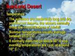 semiarid desert