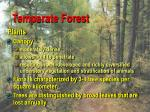 temperate forest87