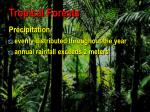 tropical forests76