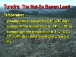 tundra the not so barren land62