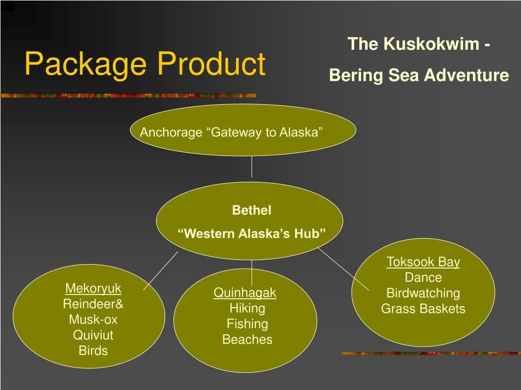 The Kuskokwim -