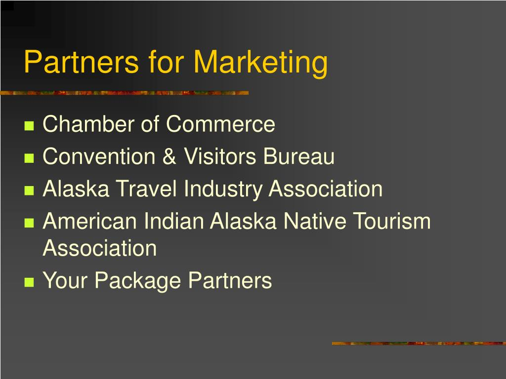 Partners for Marketing