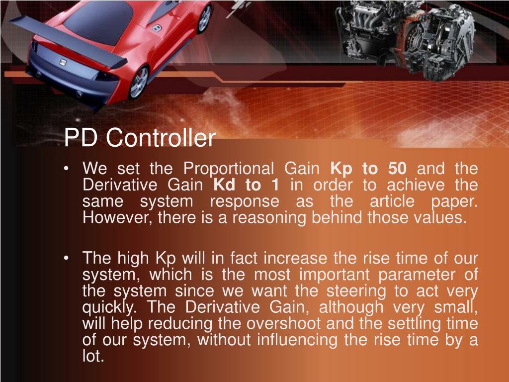 PD Controller