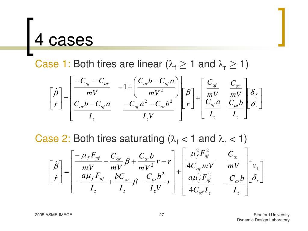 4 cases