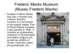 frederic mar s museum museu frederic mar s