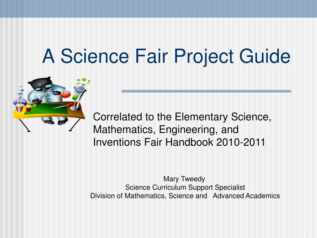 ppt - a science fair project guide powerpoint presentation  free download