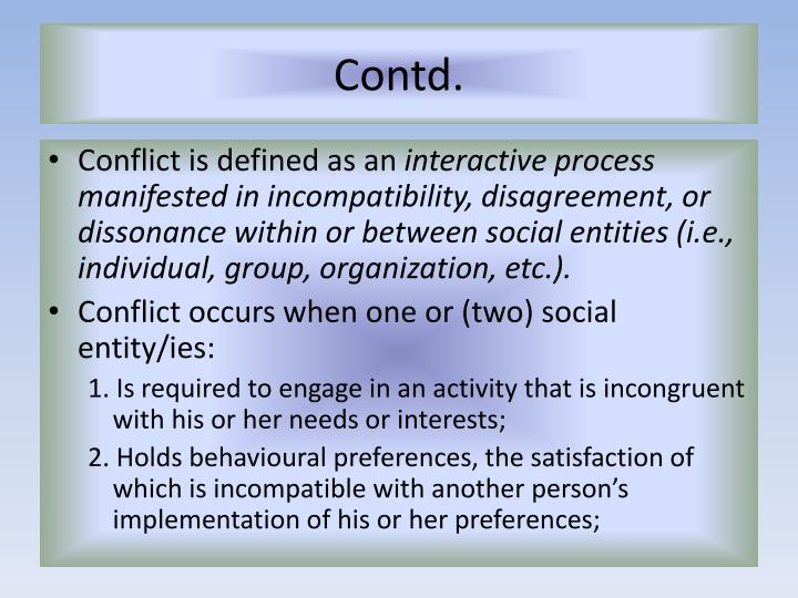 conflict between social classes This important series by alan woods, provides a marxist explanation of the processes that led to the collapse of the roman republic here the method of historical.