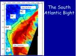 the south atlantic bight