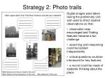 strategy 2 photo trails
