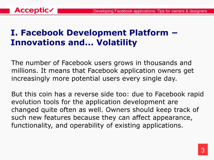 Developing facebook applications tips for owners designers3