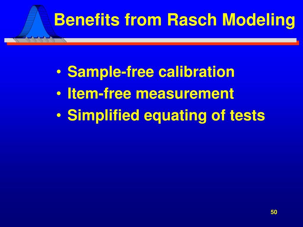 Sample-free calibration