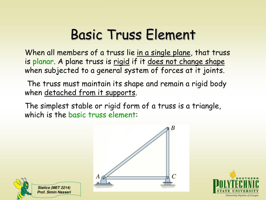 PPT - Trusses PowerPoint Presentation - ID:1135321