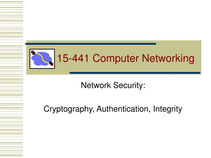 15 441 computer networking