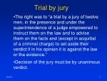trial by jury1