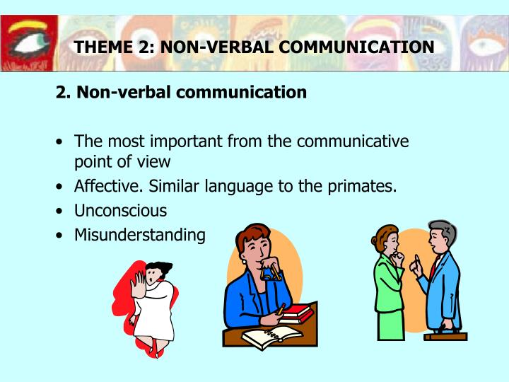 an introduction to the importance of nonverbal communication in leadership Non-verbal communication or most commonly known as body language is the unspoken language of the basic importance of non-verbal communication nonverbal communication can be used to gain this is another importance of the knowledge of nonverbal communication in daily live.