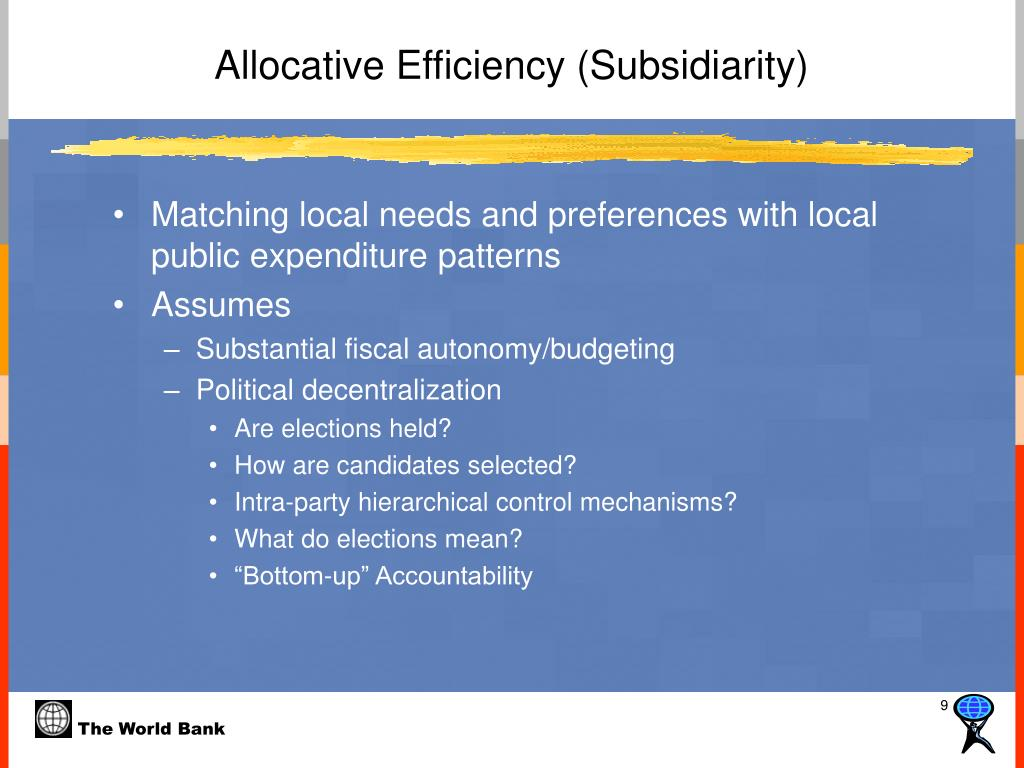 Matching local needs and preferences with local public expenditure patterns