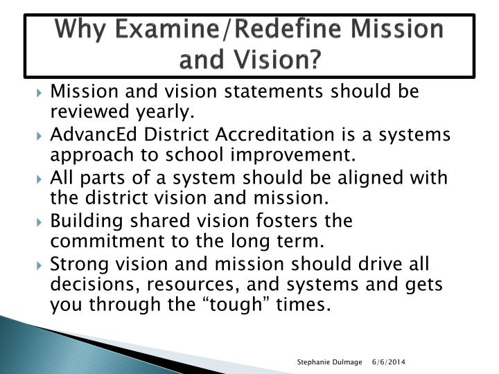 mission and vision statement of the comprehensive classroom technology plan The following vision statements come from actual school and district technology plans created by sun associates clients these statements are intended to show the range of topics and approaches that can be taken with this key section of any educational technology plan.