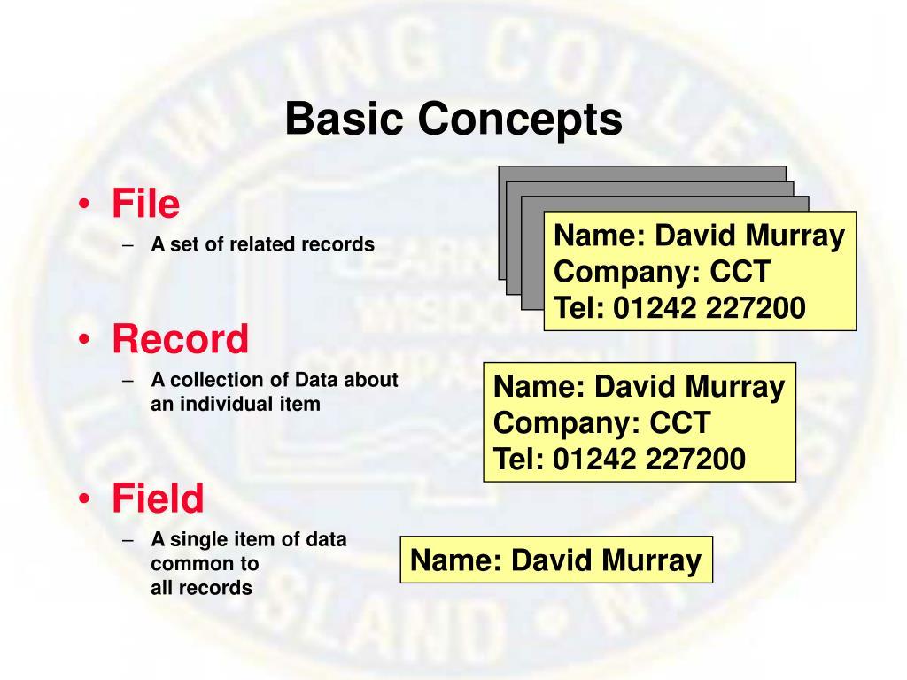 Name: David Murray