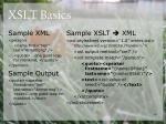 xslt basics45