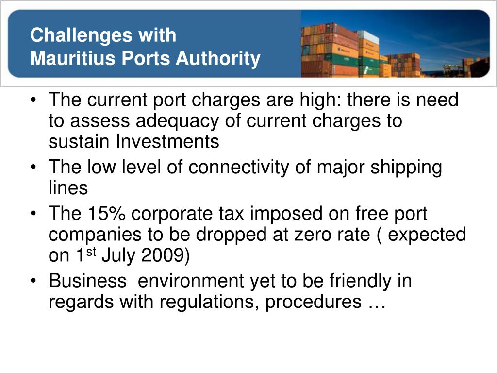 Challenges with