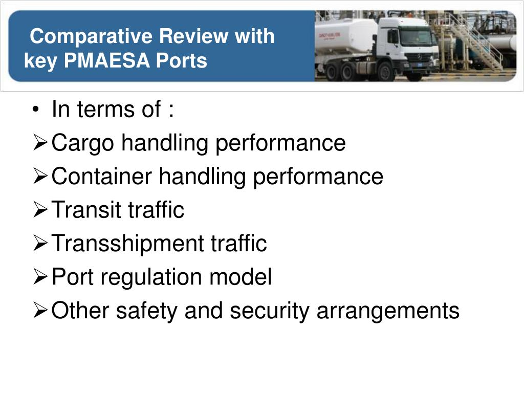 Comparative Review with