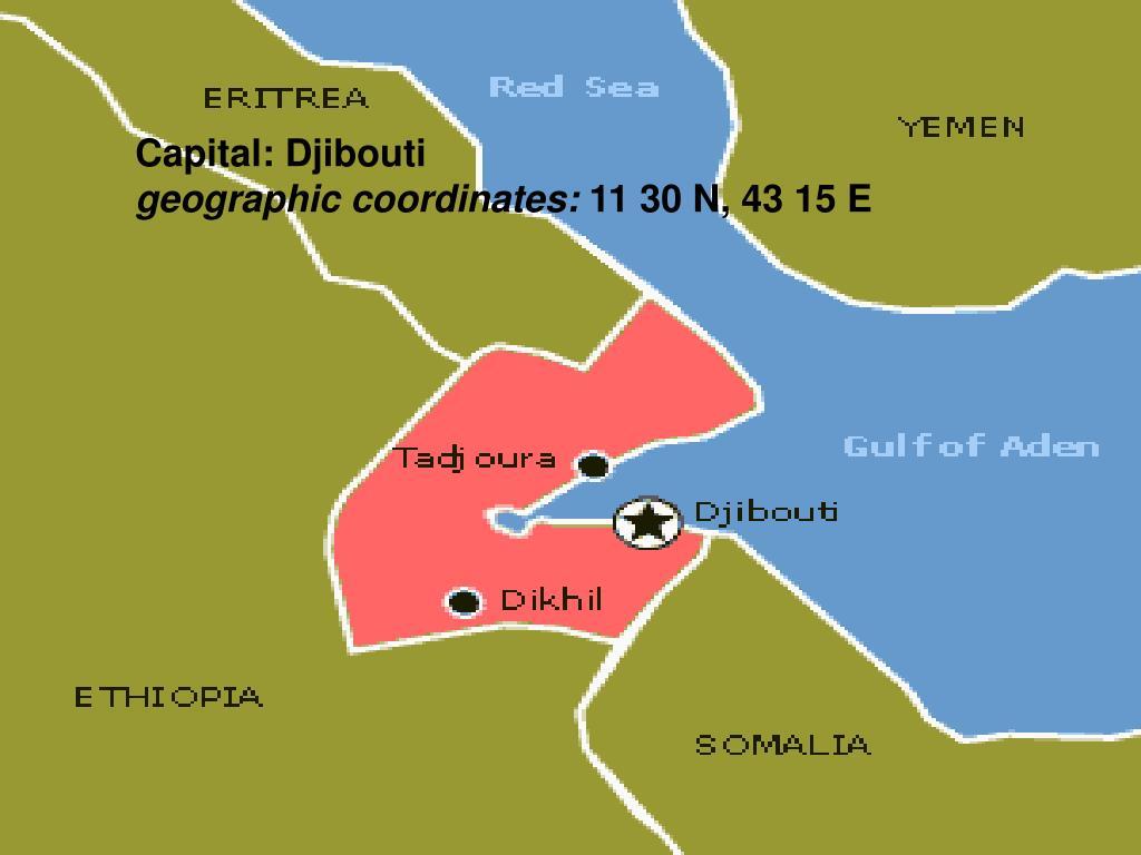 Capital: Djibouti