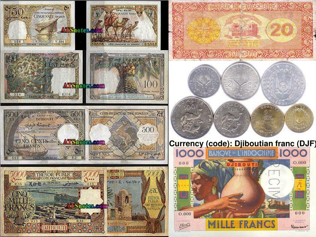 Currency (code): Djiboutian franc (DJF)