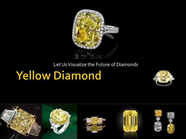 let us visualize the future of diamonds n.