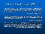 global fleet station gfs