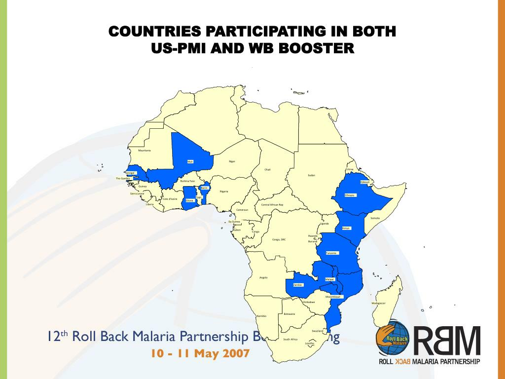 COUNTRIES PARTICIPATING IN BOTH