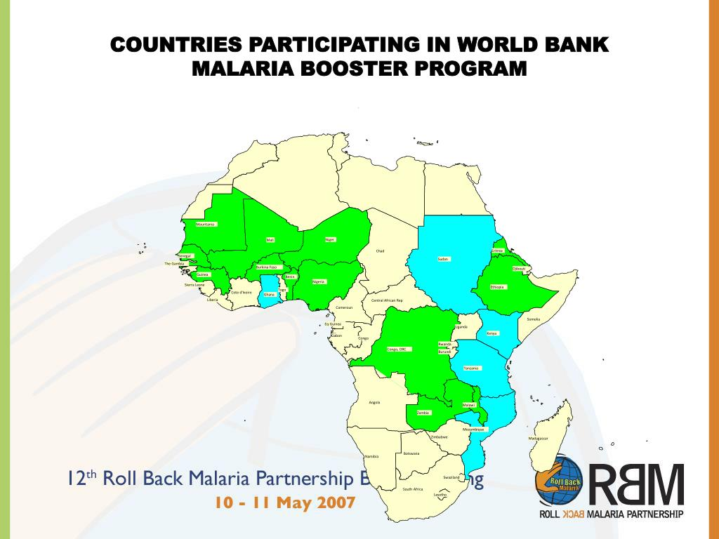 COUNTRIES PARTICIPATING IN WORLD BANK