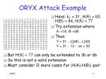 oryx attack example15